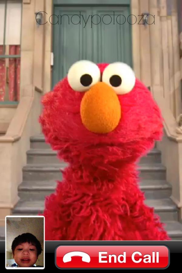 E and Elmo