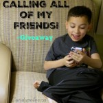 Calling All of My Friends  #ad