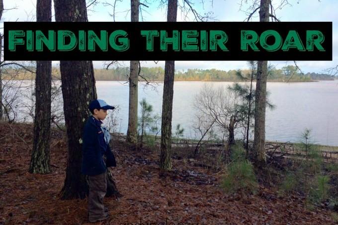 Finding Their Roar