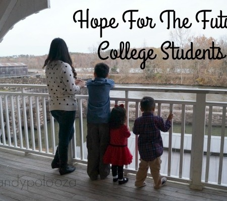 Hope for the Future College Students