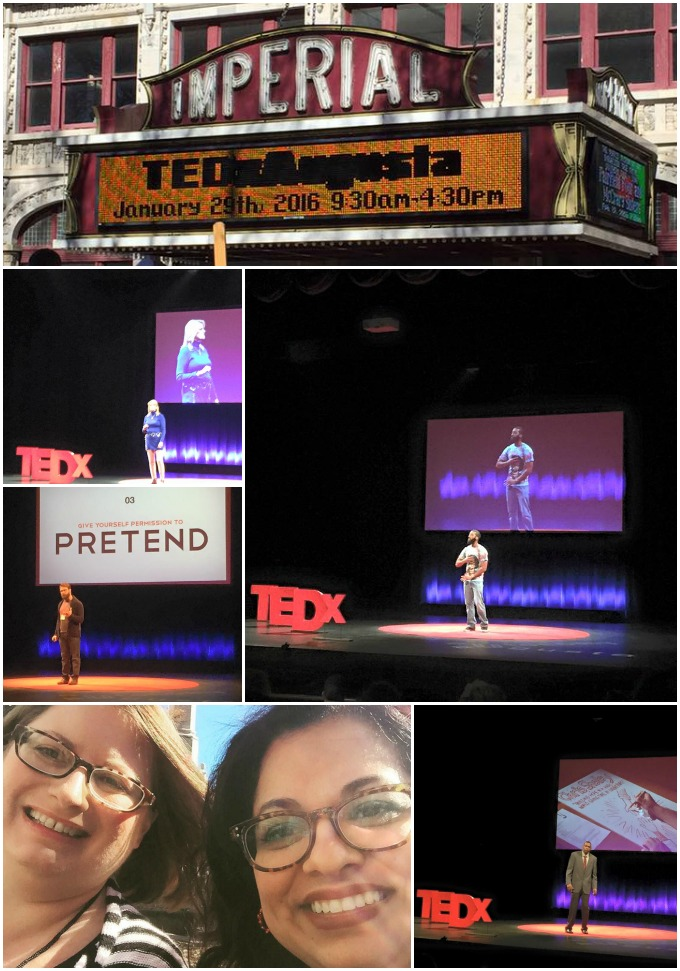 TedX Collage