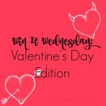 Win It Wednesday: Valentine's Day Edition
