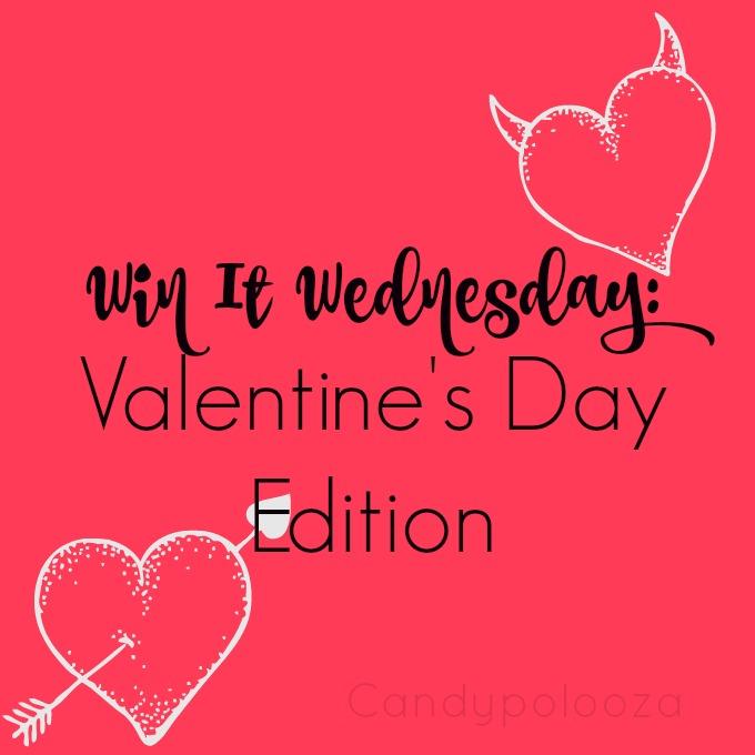 Valentines Day Win It Wednesday