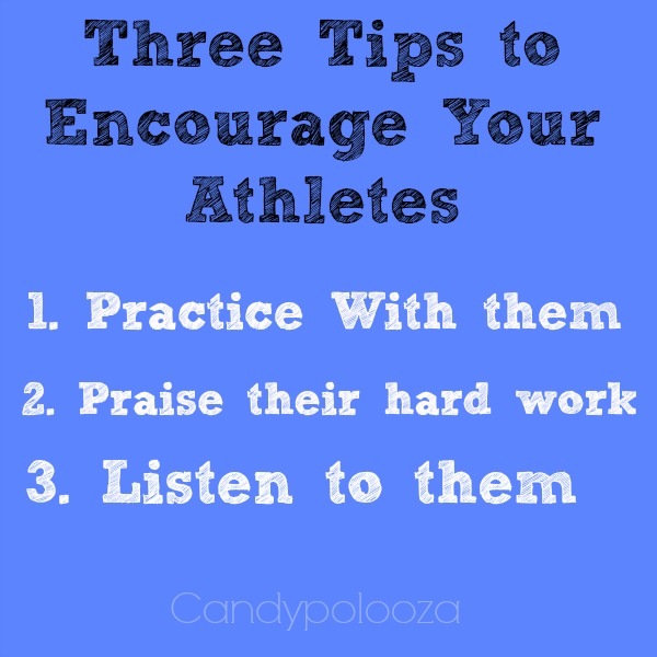 3 Tips to Encourage Your Athletes