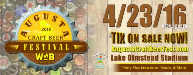 Augusta Craft Beer Fest 1