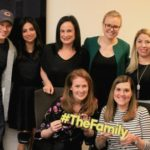 A Family Style Dinner with Cast & Executive Producers from ABC's #TheFamily #ABCTVEvent