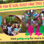 Send Your Daughter To One of Girl Scouts of Historic Georgia's Summer Camps