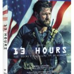 13 Hours The Secrets Soldiers of Benghazi Blu-ray Combo Pack + Giveaway