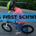 His First Schwinn #SchwinnSmartStart #AD
