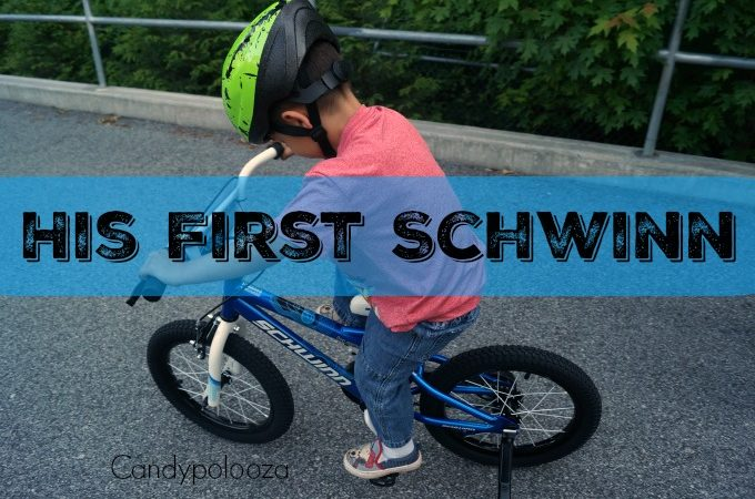 First Schwinn Header