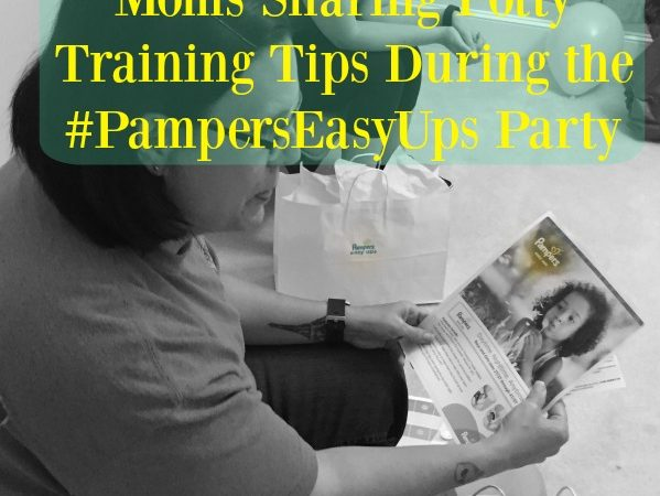 Pampers Easy Ups 1