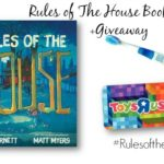 Rules of The House Book Review +Giveaway #RulesoftheHouse AD
