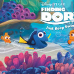 Playing The New #FindingDory Just Keep Swimming App