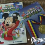 Mickey Mouse Club House Mickey's Sport-Y-Thon DVD Review + Giveaway AD