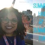 Summer Hair & Summer Fun #100PorCientoYo #ad