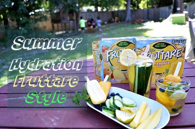 Summer Hydration