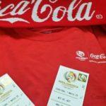 coca cola tickets