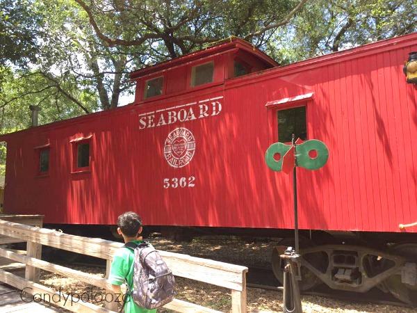 caboose tallahassee museum