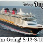 It Must be a Dream! Sailing the Disney Dream 8/12- 8/15! #DisneyCruise #CruceroDisney AD
