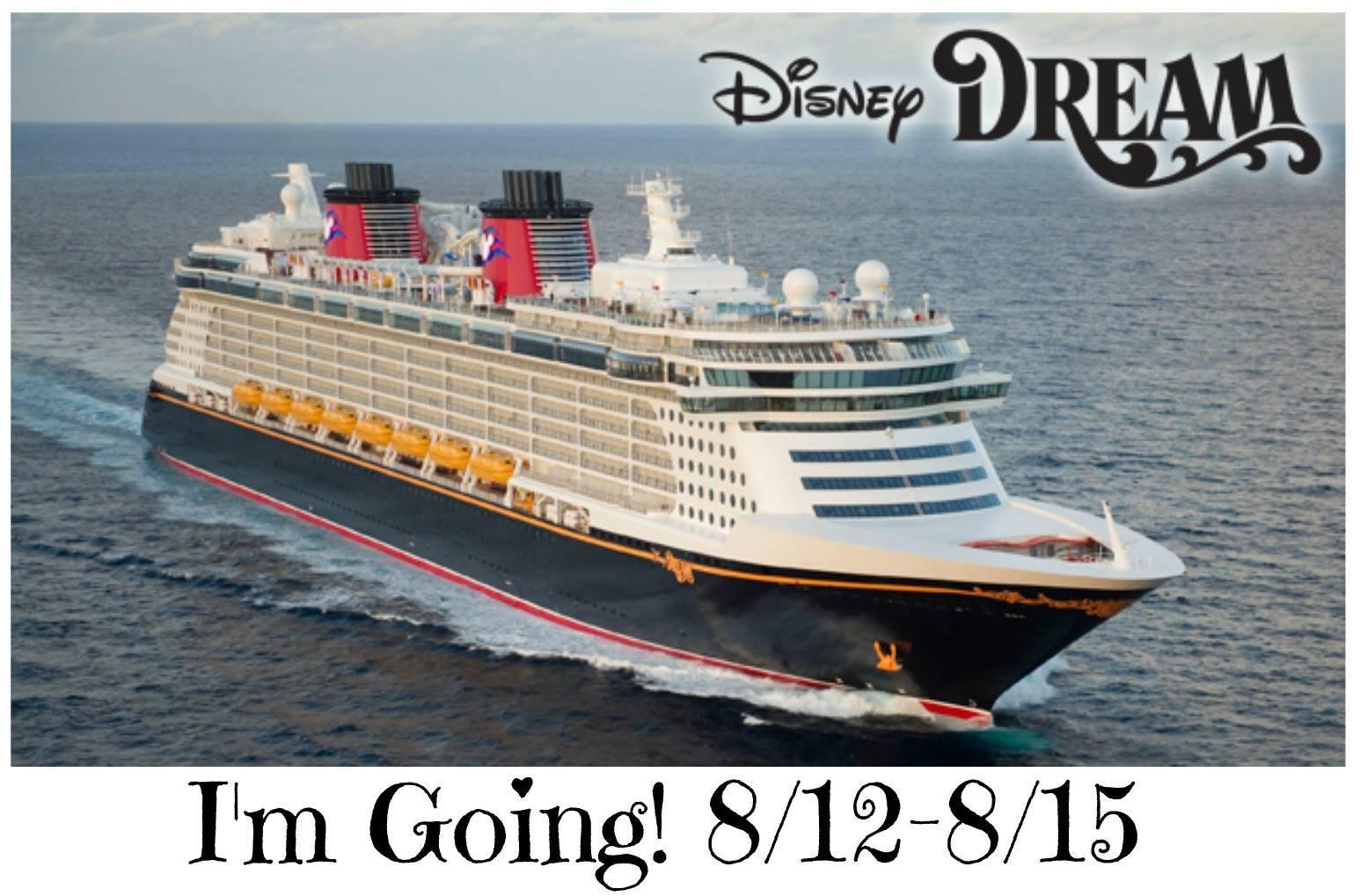 Disney Dream cruise liner