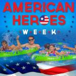 Schlitterbahn Salutes our Heroes by Celebrating American Heroes Week #BahnLove
