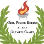 Girl Power Reigns at the Olympics Games #LetsPowerTheirDreams AD