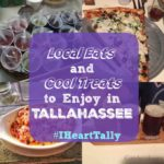 Local Eats and Cool Treats to Enjoy in Tallahassee #IHeartTally