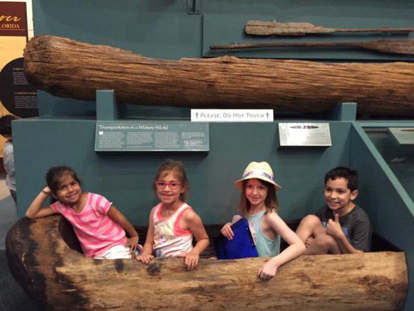 Kids Museum Florida History