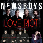 Enter to Win 2 Tickets to See Newsboys in Augusta #LoveRiotTour AD