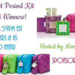 Enter to Win the Love Jane First Period Kit Giveaway! 6 Winners!