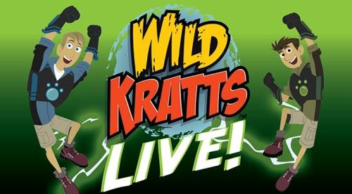 Wild Kratts LIVE - Augusta