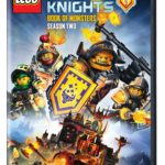 LEGO Nexo Knights Season Two Book of Monsters Available January 17