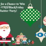 Join in for a Chance to Win at the #TRUBlackFriday Twitter Party!