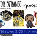 Enter to Win in the Doctor Strange Giveaway! #DoctorStrange