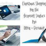 Christmas Shopping for the Microsoft Surface Pro Offer + Giveaway