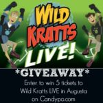 Enter to Win a Family 5 Pack to See Wild Kratts Live #ad