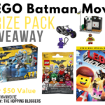 LEGO Batman Movie Prize Pack Giveaway #LEGOBatmanMovie #TheHoppingBloggers