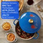 Williams Sonoma Invites You to #BeOurGuest With the Exclusive #BEAUTYANDTHEBEAST Soup Pot by Le Creuset