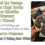 Enter the Tales of the Teenage Mutant Ninja Turtles Super Shredder Giveaway