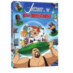 A Blast from The Past Rebooted: Jetsons & WWE: Robo-Wrestlemania Now Available! AD