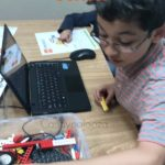 Robotics at Sylvan Learning Center #SylvanLearning