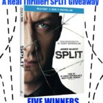 Enter the SPLIT Giveaway! 5 Winners! #Split AD