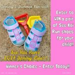Spring and Summer fun with See Kai Run Shoes Giveaway
