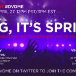 Join the DVD.com Tweetchat Thursday 4/27 3pm EST #DVDme
