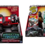 A Monster Trucks Giveaway