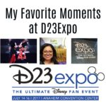 My Favorite Moments at D23Expo