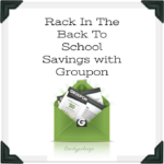 Rack In The Back To School Savings with Groupon