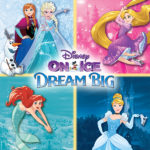 Disney on Ice is Coming to Augusta #DreamBig AD