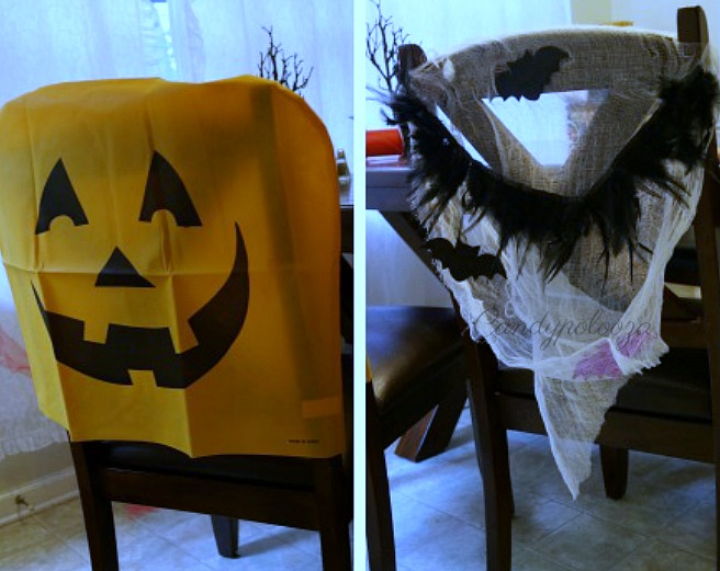 Awe Inspiring Easy Halloween Decoration Ideas For Your Home Candypolooza Caraccident5 Cool Chair Designs And Ideas Caraccident5Info