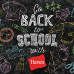Back to School Ready With Hanes #HappyInHanes AD